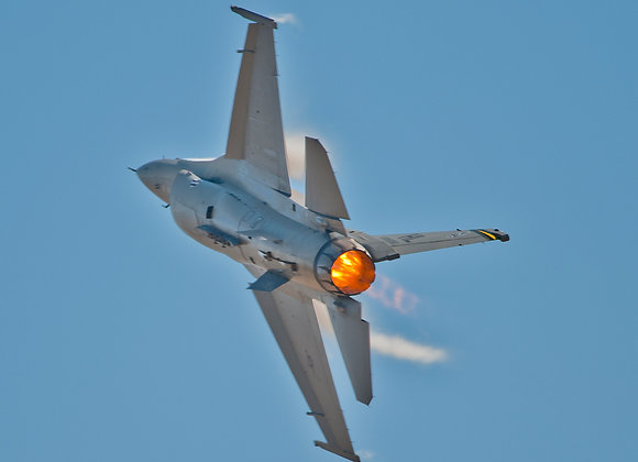 Freewing F-16 90mm Afterburner