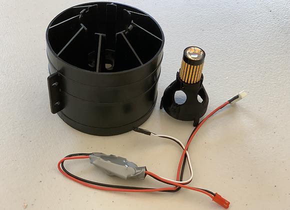 Inrunner 36mm Motor Afterburner