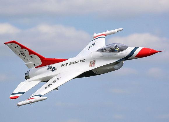 E-flite F-16 70mm Afterburner