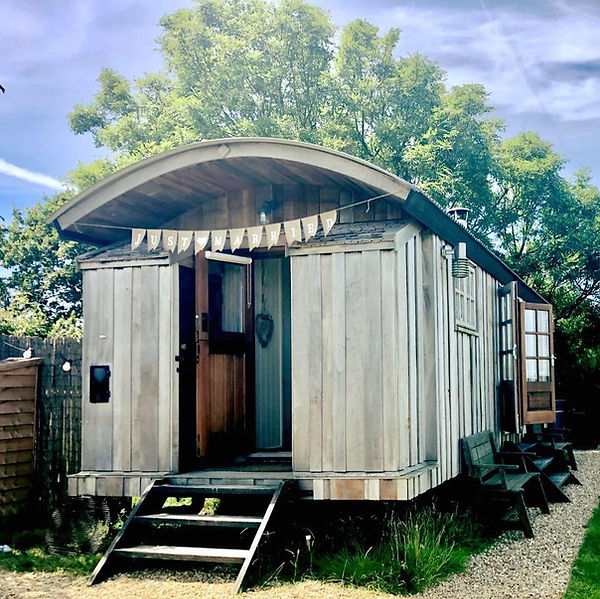The Honeymoon Hut