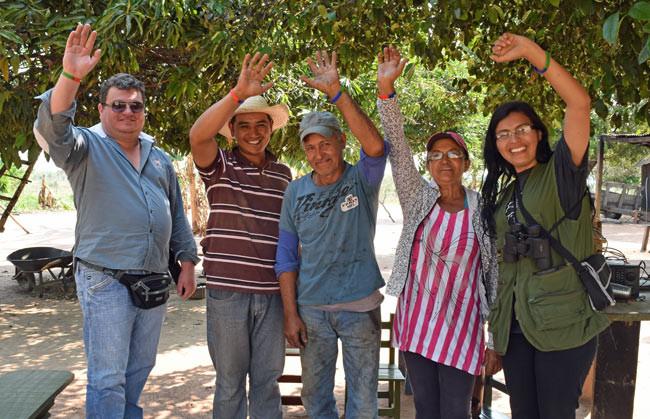 Paraguay Parrot Survey