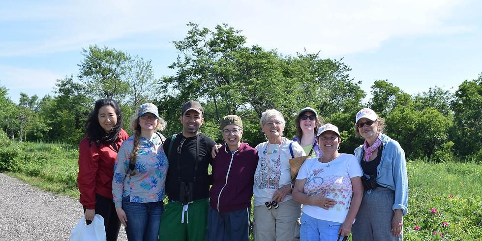 Wild Walk at Jamaica Bay Wildlife Refuge
