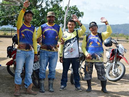 Motto for Conserving the Endangered Sun Parakeet in Guyana