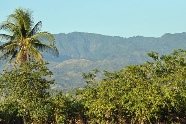 El Imposible mountain in El Salvador