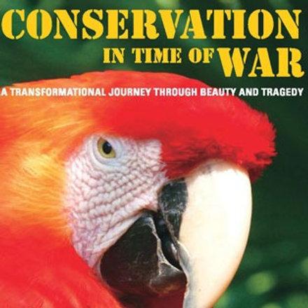 Conservation in Time of War, a memoir by LoraKim Joyner