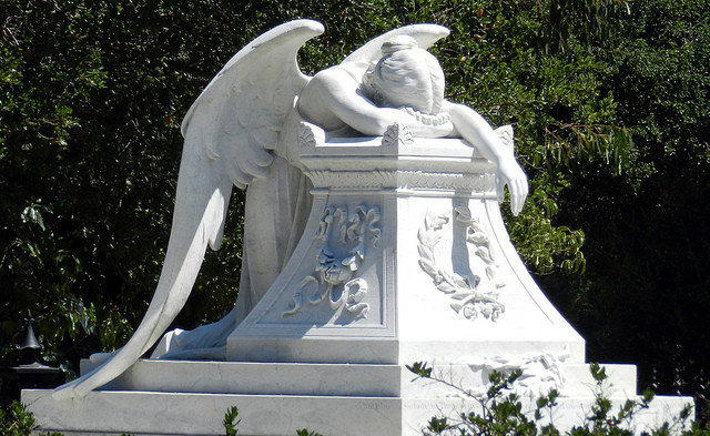 Angel of Grief at Stanford  University