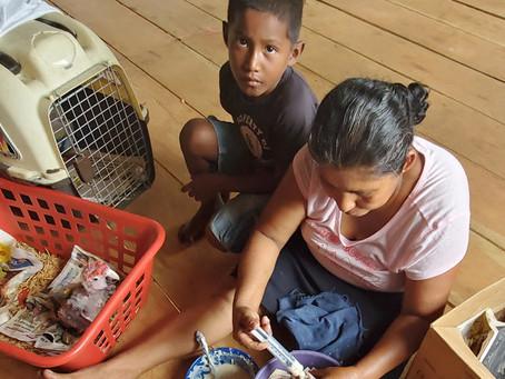 Children Conservationists in La Moskitia, Honduras
