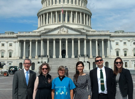 One Earth Conservation Goes to Washington