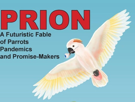 Prion: A Science-Fiction Thriller to Help you in Hard Times