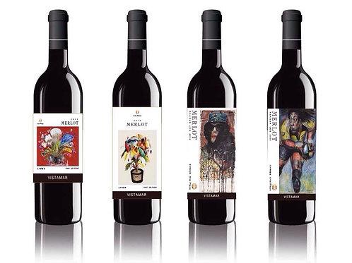Art Collaboration Wine