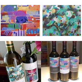 Art X Wine Collaboration