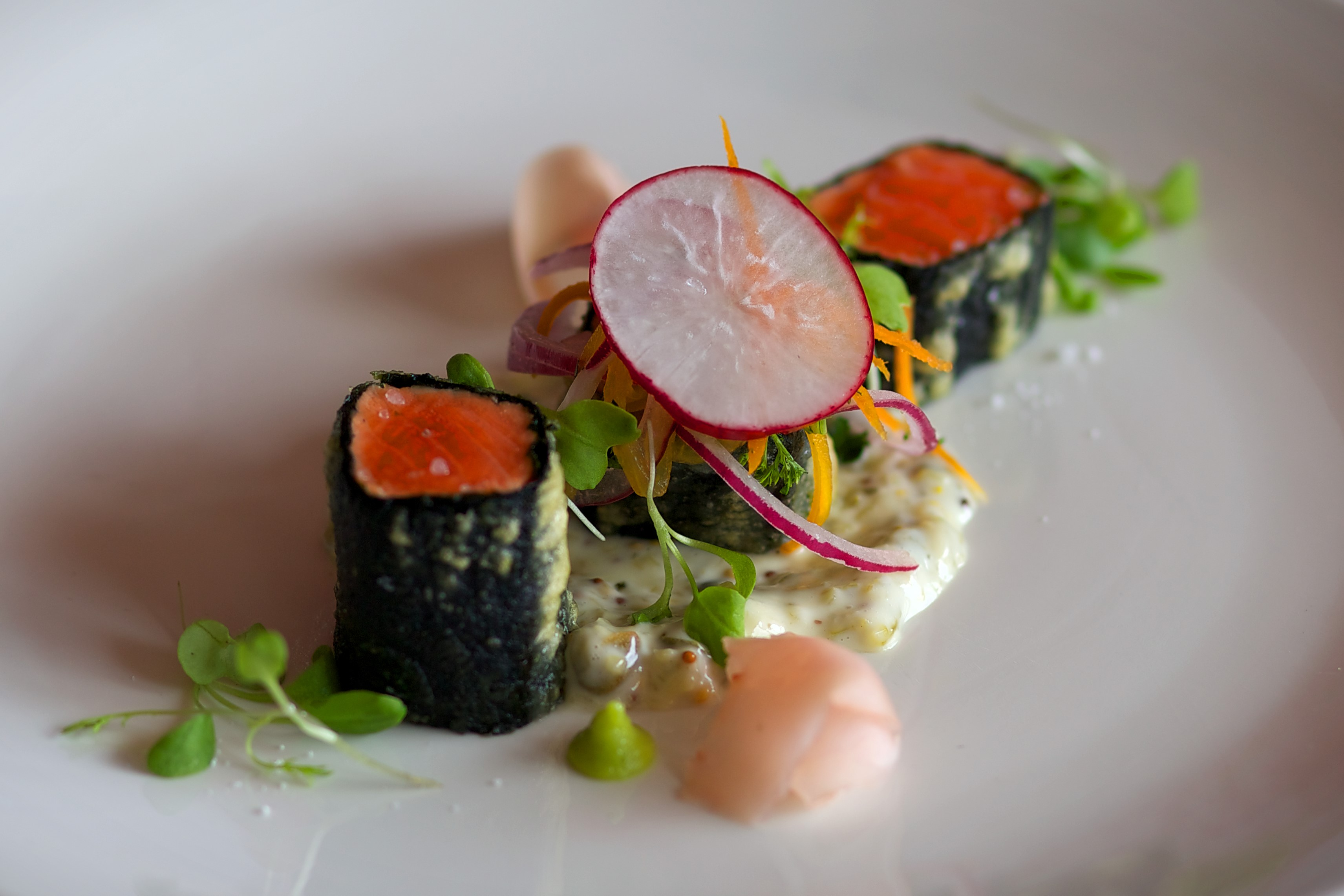 Nori Salmon