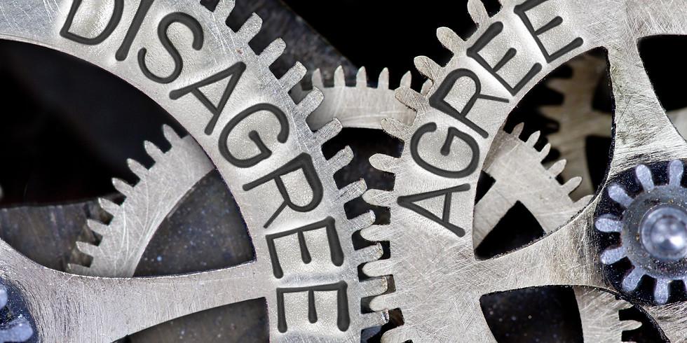 TED Circle: Agree to Disagree