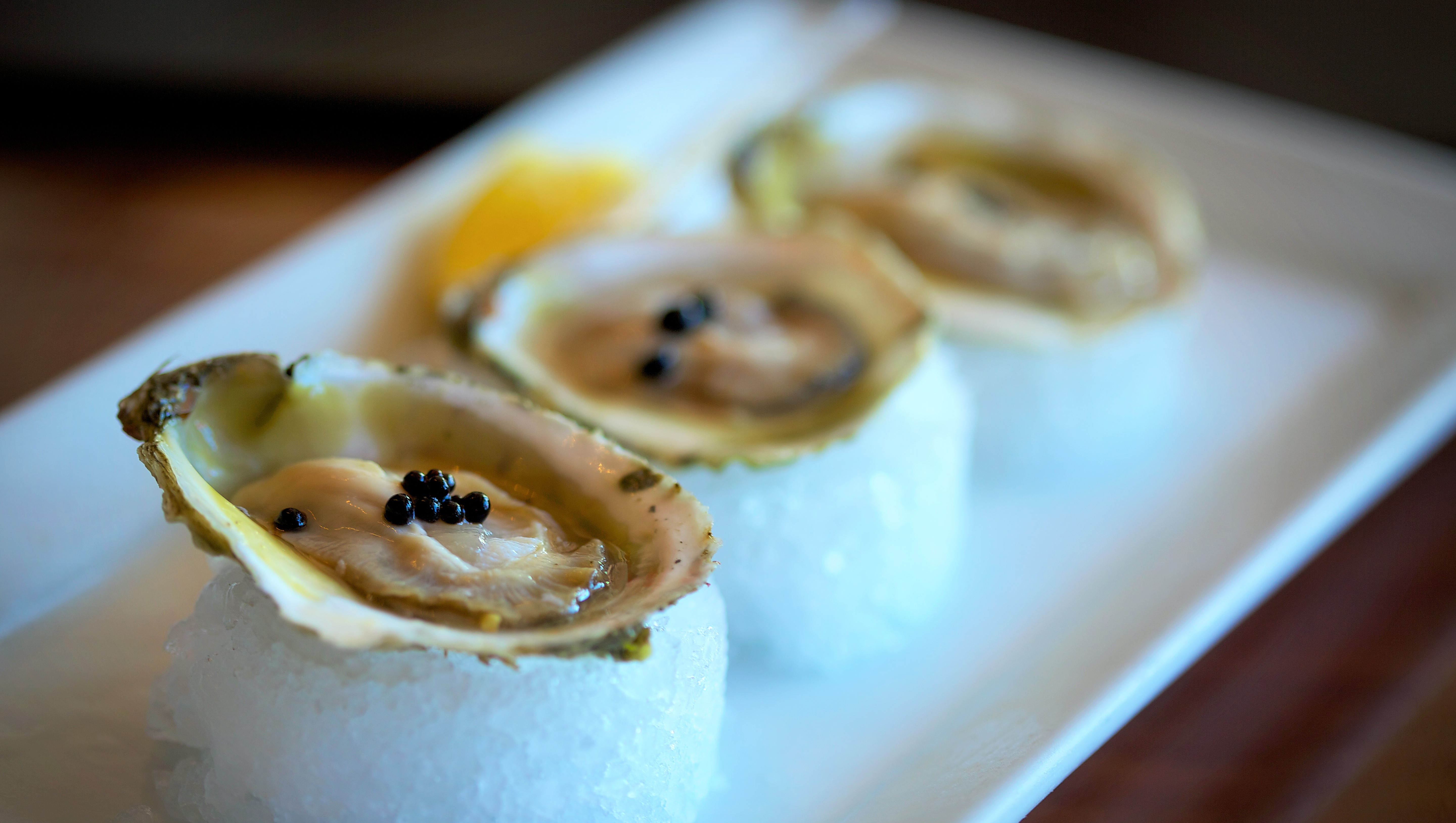 Tio Point Oysters