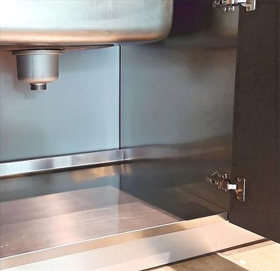 Stainless Steel Kitchen Cabinet