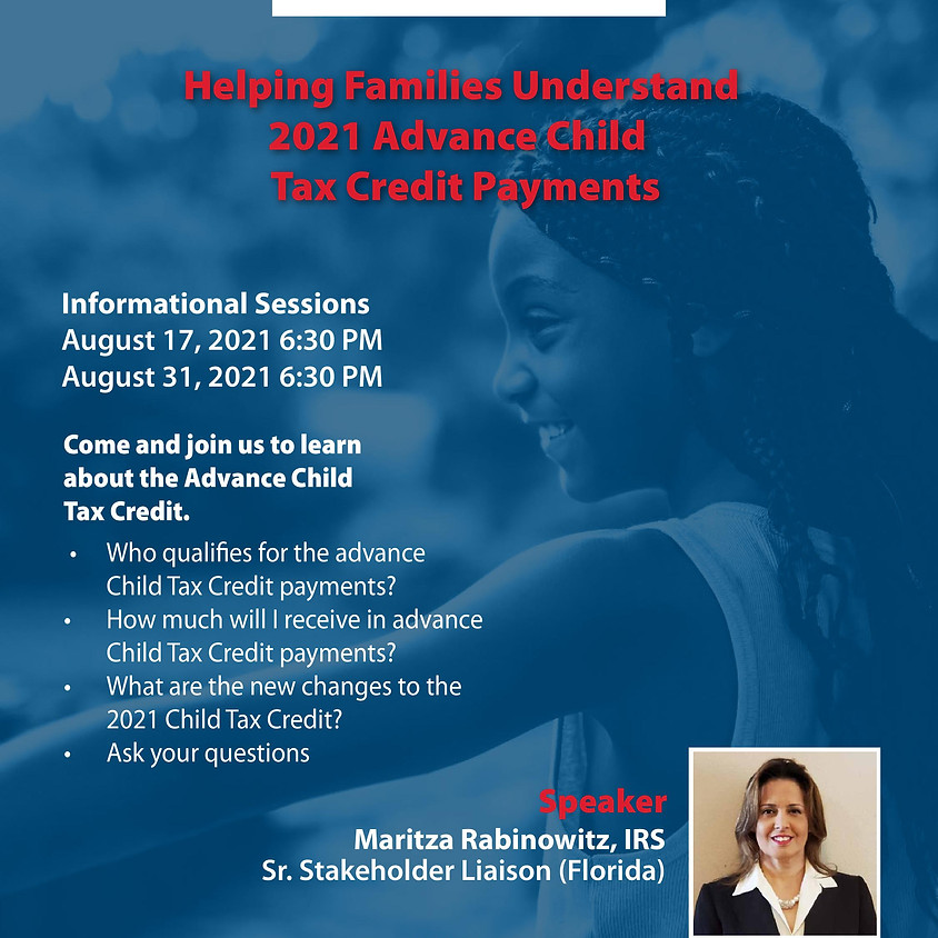 Helping Families Understand Advance Child Tax Credit