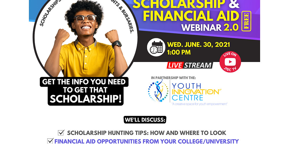 Jamaica Tertiary Education Commission Scholarship and financial aid webinar