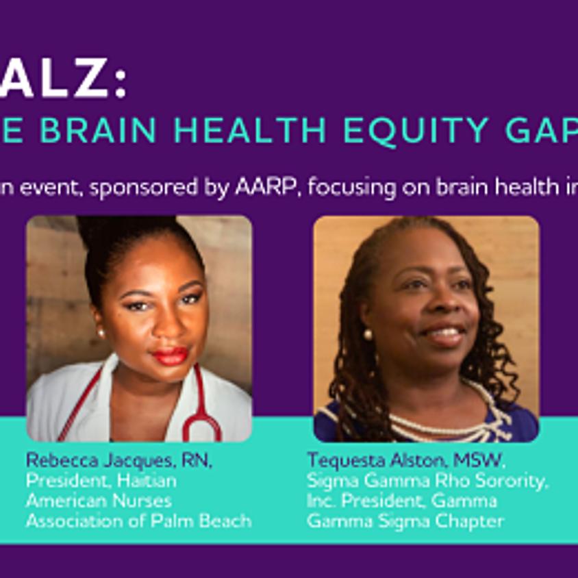 Webinar: Bridging the brain health equity gap
