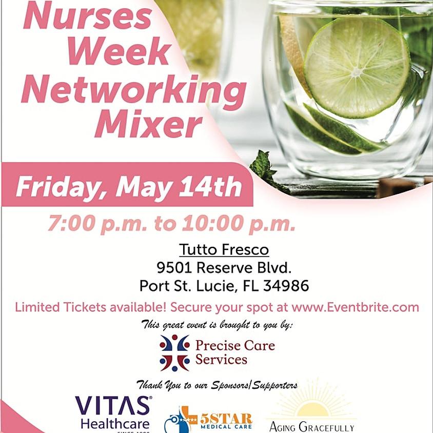 Nurses Week Networking Mixer