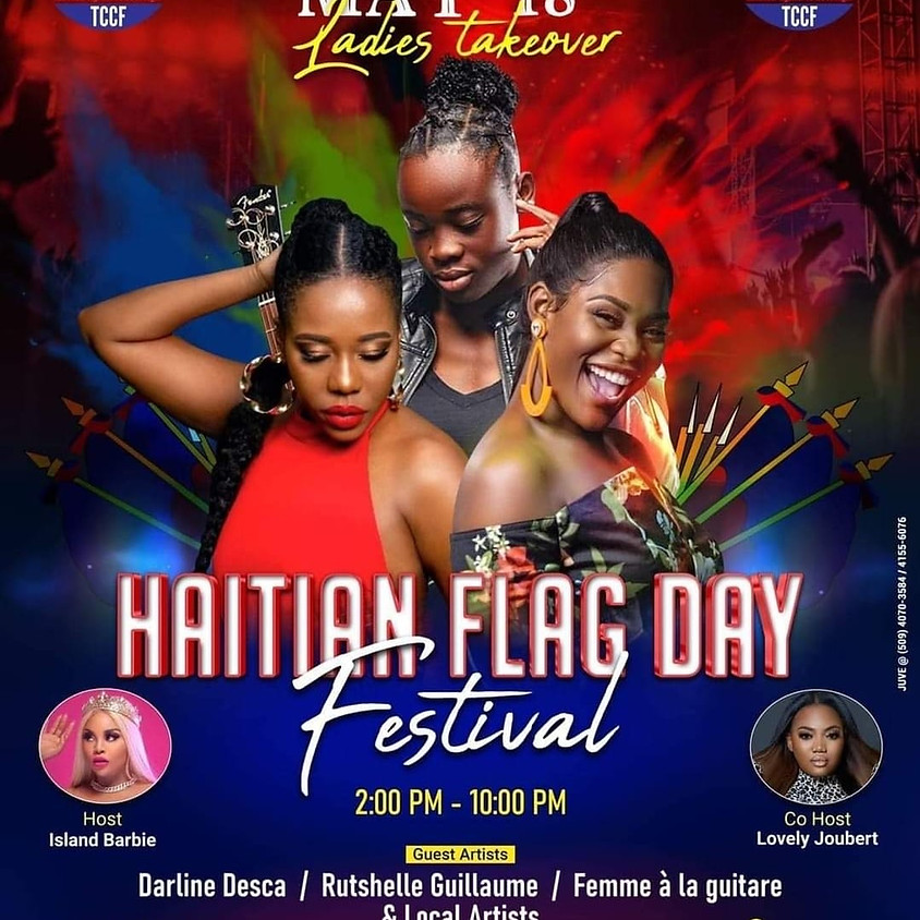Haitian Flag  Day in Port St Lucie
