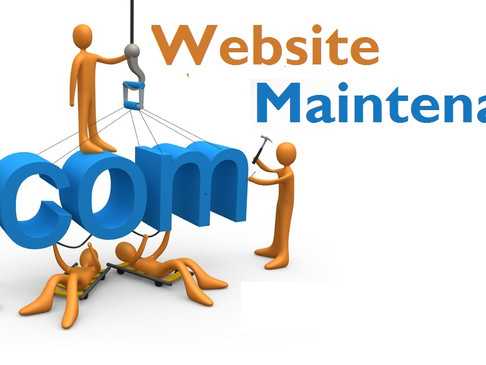 The importance of Website Maintenance
