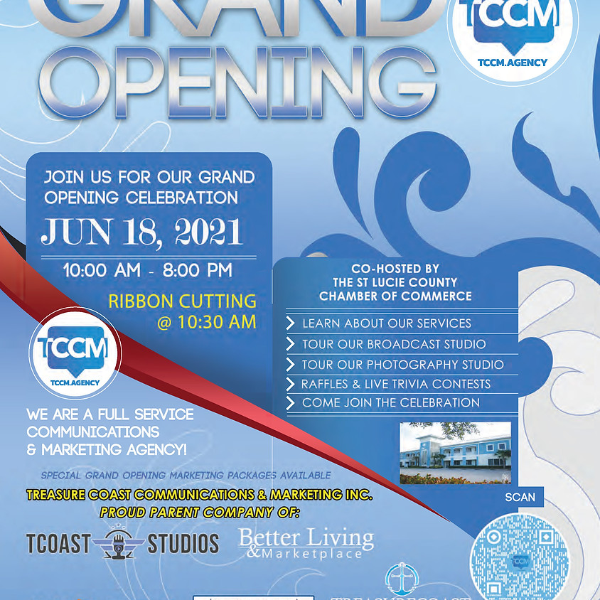TCCM AGENCY GRAND OPENING