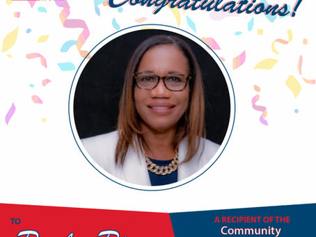 Congratulations to Chairwoman Paola Pierre