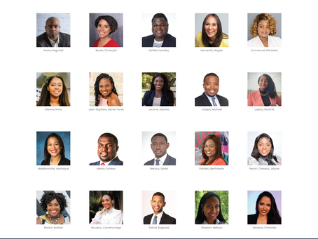 """Haitian American Chamber of Commerce of Florida Presents YoPro Class of 2021 """"Top 20 Under 40"""" Class"""