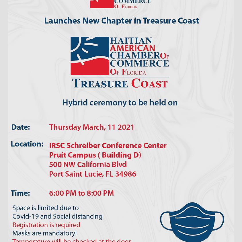 HACCOF Treasure Coast Launch