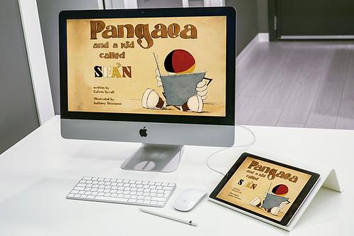 DIGITAL VERSION - PANGAEA and a kid called SEAN