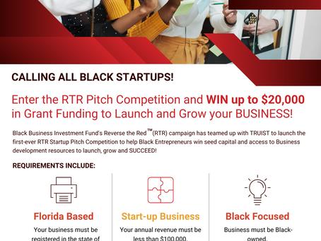Calling All Black Startups!