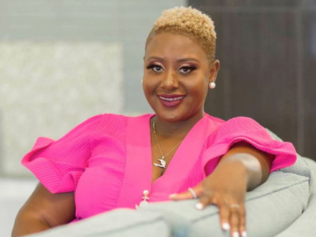 """Please join us in welcoming Ms. Maiga """"Mya"""" Auguste to Chamber"""