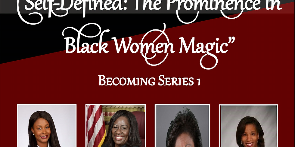 Self Defined : The Prominence in Black Women Magic