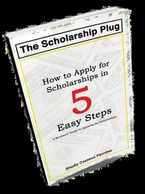 The Scholarship Plug E-Book