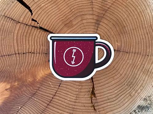 Camp Gear 2 - Camp Cup Sticker