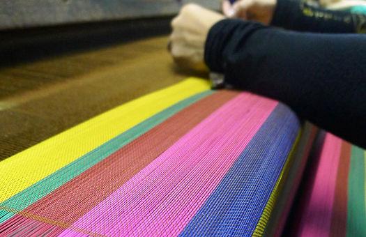 Buntal Fabric Taxtile