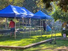 Ez-Up Tents