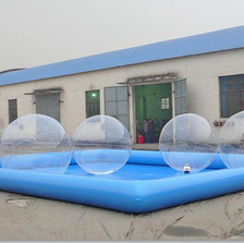 Water Balls and Pool