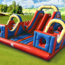 Radical Run Obstacle Course