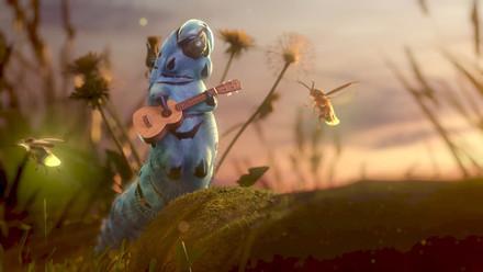 Iasmin - The Caterpillar