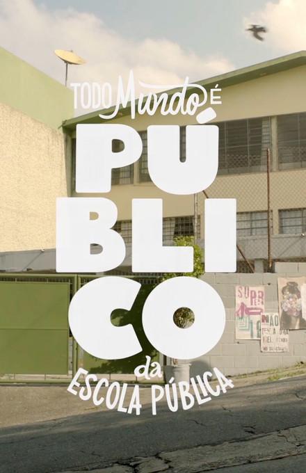 Eu Sou Público da Escola Pública