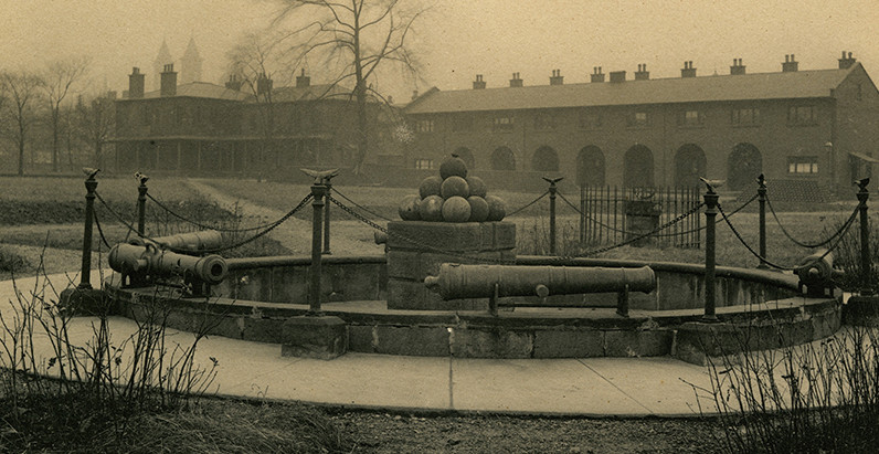 """""""Altogether Antiquated"""" - The fate of Allegheny Arsenal"""