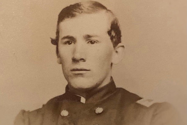 """""""The ground seemed to be sacred."""" - The death of Major Frank Biddle Ward"""