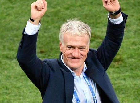 Didier Deschamps, Un champion de Leader !