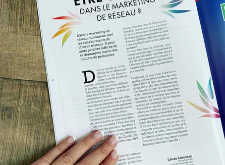 Comment être unique dans le marketing de réseau ?