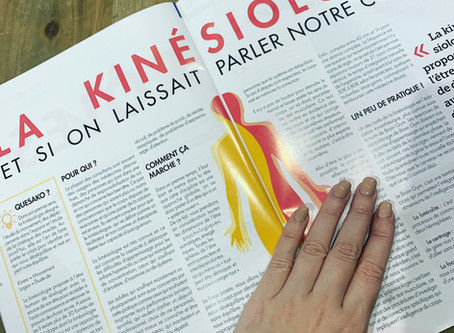 La Kinésiologie ; Et si on laissait parler notre corps ?