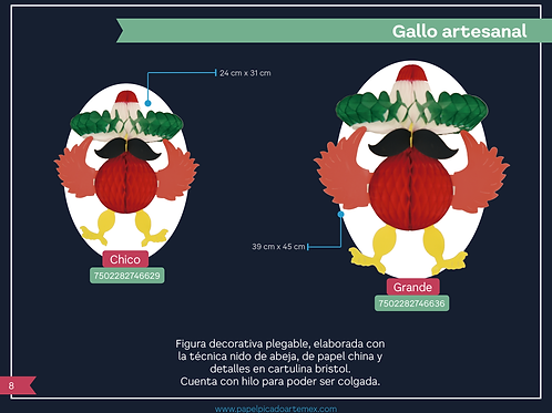 Gallo Artesanal