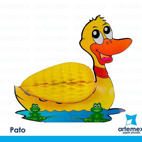 Pato plegable