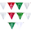 Thumbnail: Banderín tricolor Virgen de Guadalupe
