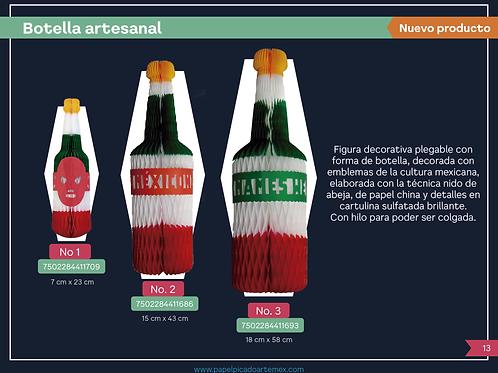 Botella Artesanal